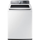 Samsung WA48H7400AW 4.8 Cu. Ft. White High Efficiency Top Load Washer - WA48H7400AW - IN STOCK