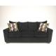 Ashley Signature Design Brogain Ebony Chenille Sofa - 2690038 - IN STOCK