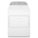 Whirlpool WED4915EW Electric 7.0 cu. ft. Top Load Dryer with Hamper Door - WED4915EW - IN STOCK