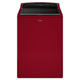 Whirlpool Cabrio� WTW8500DR 5.3 cu. ft. Red High Efficiency Top Load Steam Washer - WTW8500DR - IN STOCK