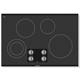 Bosch 500 Series NEM5066UC 30 in. Black 4 Burner Electric Cooktop - NEM5066UC - IN STOCK
