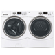 G.E. White Front Load Washer/Dryer Pair - GFWS1700PR - IN STOCK