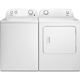 Amana White Top Load Washer/Dryer Pair - NTW4605PR - IN STOCK