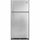 Frigidaire Gallery FGTR1845QF 18 Cu. Ft. Stainless Custom-Flex Top Freezer Refrigerator - FGTR1845QF - IN STOCK