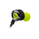 Monster Noise Canceling In-Ear Headphones  (Green) - 128667 / MHCLYIENGR - IN STOCK