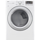 LG 7.4 cu. ft. White Front Load Electric Dryer - DLE3170W - IN STOCK
