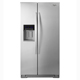 Whirlpool WRS571CIDM 20.6 Cu. Ft. Stainless Counter-Depth Side-by-Side Refrigerator - WRS571CIDM - IN STOCK