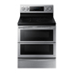 Samsung NE59J7850WS 5.9 Cu.Ft. Stainless 5 Burner Flex-Duo Range - NE59J7850WS - IN STOCK