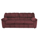 Ashley Signature Design Julson Burgundy Contemporary Sofa - 2660238 - IN STOCK