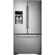 Samsung RF23HTEDBSR 22.5 Cu. Ft. Stainless Counter Depth Food ShowCase French Door Refrigerator  - RF23HTEDBSR - IN STOCK