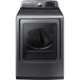 Samsung DV52J8700EP Electric 7.4 cu. ft. Platinum High Efficiency Top Load Steam Dryer - DV52J8700EP - IN STOCK