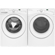 Whirlpool White Duet Front Load Washer & Dryer Pair - WFW72WTPR - IN STOCK