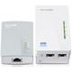 TP-Link 300Mbps AV500 WiFi Powerline Extender Starter Kit - TL-WPA4220KIT / TLWPA4220KIT - IN STOCK