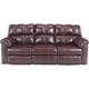 Ashley Signature Design 2900087 Kennard Burgundy Contemporary Power Reclining Sofa - 2900087 / 2900087 - IN STOCK