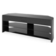 CorLiving Santa Brio Glossy Black TV 50 in. Stand with Sound Bar  - TSB-908-T / TSB908T - IN STOCK