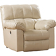 Ashley Signature Design 2900225 Kennard Cream Contemporary Rocker Recliner - 2900225 / 2900225 - IN STOCK