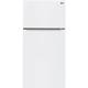 LG LTCS24223W 23.8 Cu. Ft. 33� Wide White Top Freezer Refrigerator - LTCS24223W - IN STOCK