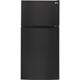 LG LTCS24223B 23.8 Cu. Ft. 33� Wide Black Top Freezer Refrigerator - LTCS24223B - IN STOCK