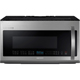 Samsung Chef Collection ME21H9900AS 2.1 Cu. Ft. 1000W Stainless Over-the-Range Microwave - ME21H9900AS - IN STOCK