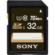 Sony 32GB Class 10 SDHC Memory Card - SF32UY2/TQ / SF32UY2TQ - IN STOCK