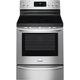 Frigidaire Gallery FGEF3035RF 5.7 Cu. Ft. Stainless Freestanding Convection Range - FGEF3035RF - IN STOCK