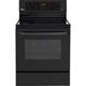 LG LRE3083SB 6.3 Cu. Ft. Black 5 Burner Freestanding Range - LRE3083SB - IN STOCK