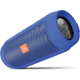 JBL Charge 2+ Splashproof Bluetooth Speaker - Blue - CHARGE2+BLU - IN STOCK