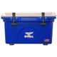 Orca Cooler ORCBL/WH026 Collegiate Blue & White 26 Quart Cooler - ORCBLWH026 - IN STOCK