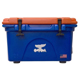ORCA Coolers ORCBL/OR026 Collegiate Blue & Orange 26 Quart Cooler - ORCBL-OR026 / ORCBLOR026 - IN STOCK