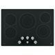 G.E. Profile PP7030EJES 30 in. Slate 5 Burner Electric Cooktop - PP7030EJES - IN STOCK