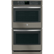G.E. Profile PT7550EHES 30 in. Slate Convection Double Wall Oven - PT7550EHES - IN STOCK