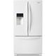 Whirlpool WRF736SDAW 25 Cu. Ft. White French Door Refrigerator  - WRF736SDAW - IN STOCK