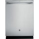 G.E. Profile PDT720SSHSS 46dB Stainless Built-in Dishwasher - PDT720SSHSS - IN STOCK