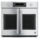 G.E. Café CT9070SHSS 30 in. Stainless French Door Convection Wall Oven - CT9070SHSS - IN STOCK