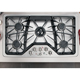 G.E. Caf� CGP650SETSS 36 in. Stainless 5 Burner Gas Cooktop - CGP650SETSS - IN STOCK
