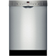 Bosch Ascenta SHE3AR75UC Front Control Tall Tub Built-In Stainless Dishwasher - SHE3AR75UC - IN STOCK