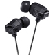 JVC XX Xtreme Bass Earbuds, Black - HAFX102B - IN STOCK