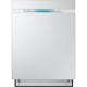 Samsung DW80J7550UW White Waterwall Dishwasher w/Stainless Tub - DW80J7550UW - IN STOCK