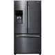Samsung RF263BEAESG 24.6 Cu. Ft. Black Stainless French Door Refrigerator - RF263BEAESG - IN STOCK