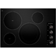 Kitchen Aid Architect II KECC604BBL 30 in. Black 4 Burner Electric Cooktop - KECC604BBL - IN STOCK