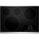 Kitchen Aid Architect II KECC607BSS 30 in. Stainless 4 Burner Electric Cooktop - KECC607BSS - IN STOCK