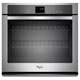 Whirlpool WOS51EC0AS 30 in. Stainless Single Wall Oven - WOS51EC0AS - IN STOCK