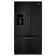 Whirlpool WRF736SDAB 25 Cu. Ft. Black French Door Refrigerator  - WRF736SDAB - IN STOCK
