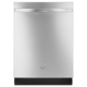 Whirlpool Gold Series WDT780SAEM Top Control Dishwasher in Stainless Steel with Stainless Steel Tub - WDT780SAEM - IN STOCK