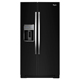 Whirlpool WRS950SIAE 29.8 Cu.Ft. Black Ice Side-by-Side Refrigerator - WRS950SIAE - IN STOCK