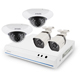 ZModo 8CH Home Surveillance System 1TB HDD & 4 700TVL Outdoor Cameras - SS76D9D84SC1 - IN STOCK