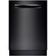 Bosch 500 Series SHP65TL6UC 44dB Black 3rd Rack Stainless Tub Dishwasher - SHP65TL6UC - IN STOCK