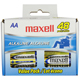 Maxell 48 Pack of AA Batteries - 723443 - IN STOCK