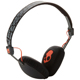 Skull Candy Navigator Headphones with Mic - Grey/Red - S5AVFM353 - IN STOCK