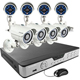 ZModo 8-Channel 960H 1TB HDD Surveillance System with (8) 700 TVL Cameras - ZMB8Y81T - IN STOCK